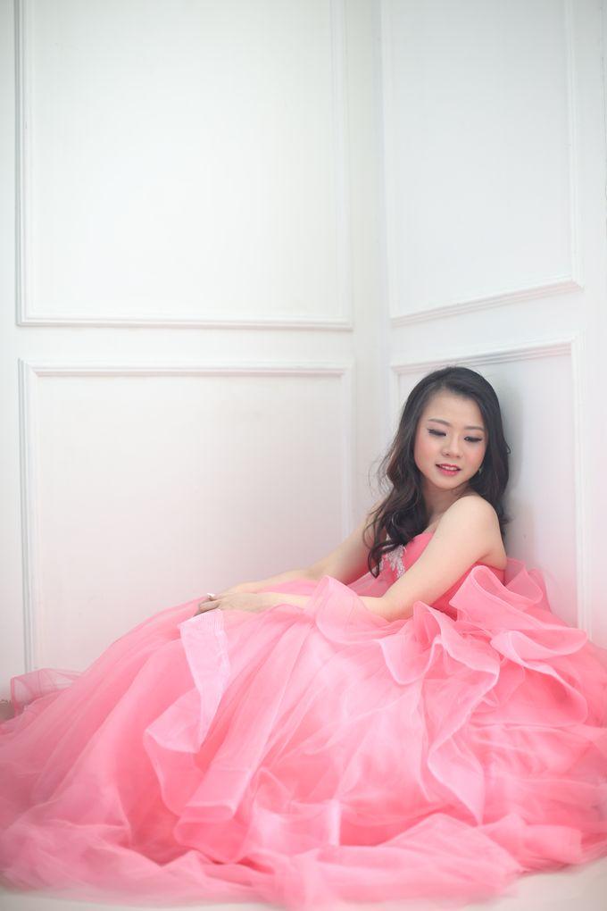Favor Pre-wedding Gown - Cherish Pink by Favor Brides - 005