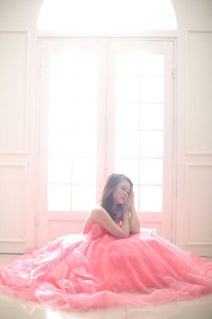 Favor Pre-wedding Gown - Cherish Pink by Favor Brides - 001
