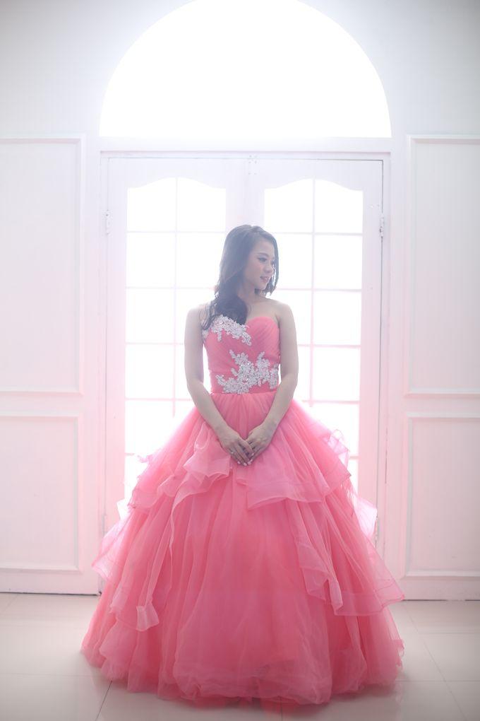 Favor Pre-wedding Gown - Cherish Pink by Favor Brides - 004