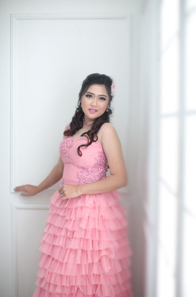 Favor Pre-wedding Gown - Dusty Pink by Favor Brides - 003