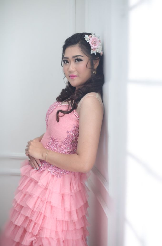Favor Pre-wedding Gown - Dusty Pink by Favor Brides - 001
