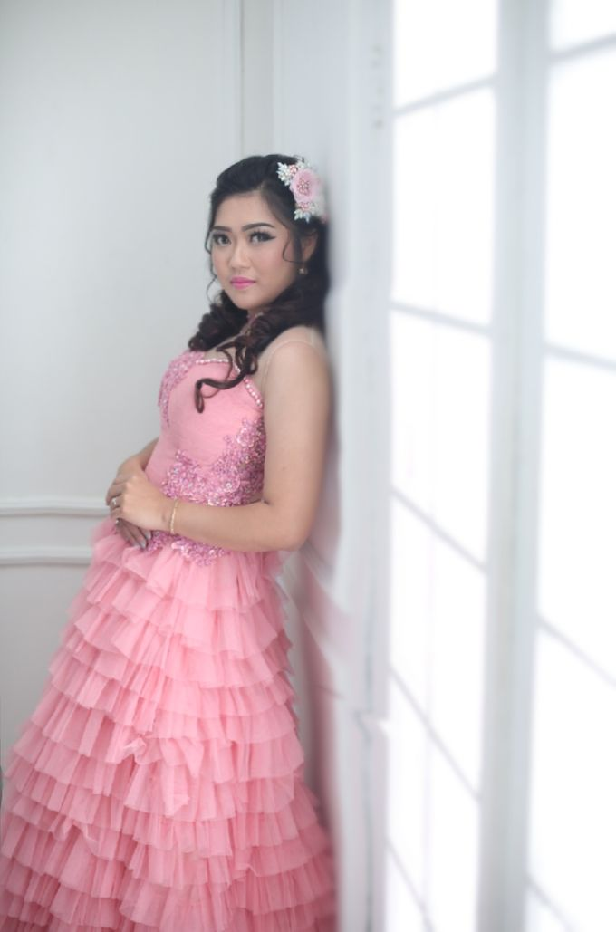 Favor Pre-wedding Gown - Dusty Pink by Favor Brides - 002