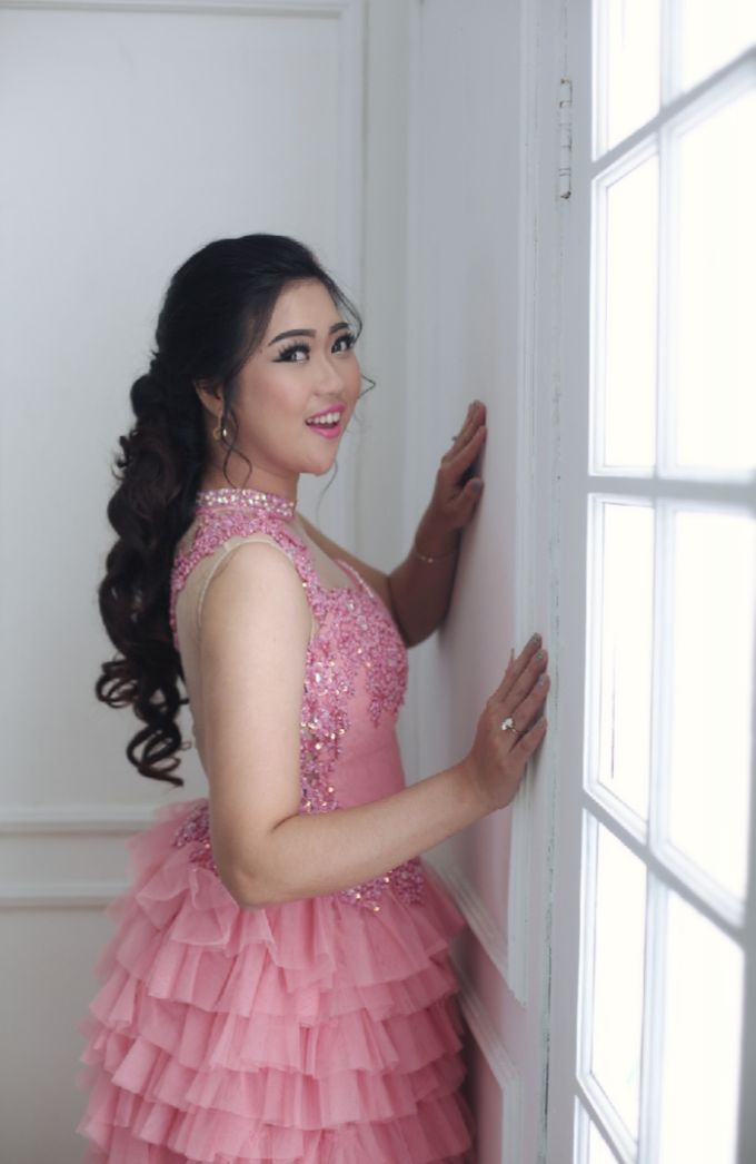 Favor Pre-wedding Gown - Dusty Pink by Favor Brides - 004