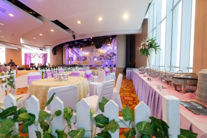Skyhall Kuningan East Wing AXA tower 46 th floor  South Jakarta (International Package) by Melani Catering & Organizer - 020