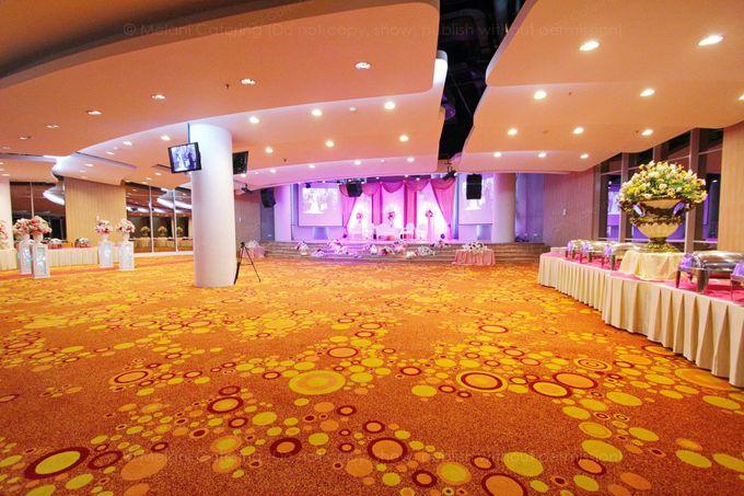 Skyhall Kuningan East Wing AXA tower 46 th floor  South Jakarta (International Package) by Melani Catering & Organizer - 015