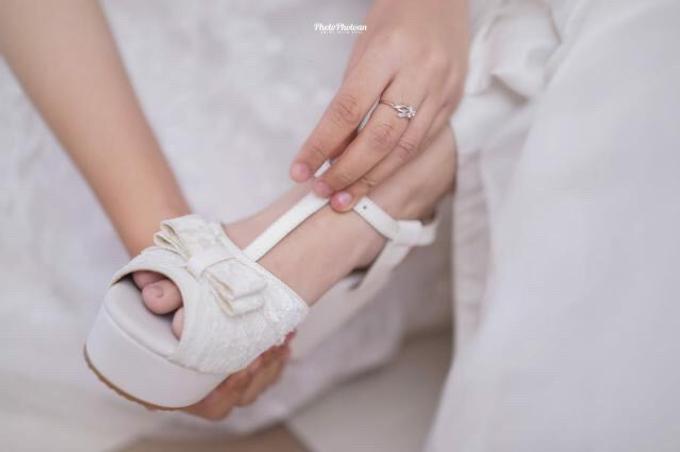 Brides shoes Henny  by Helen Kunu by Kunu Looks - 002
