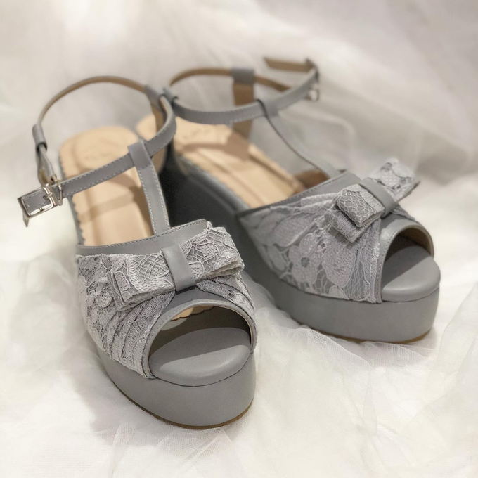 EVIE wedges series by Helen Kunu by Kunu Looks - 003