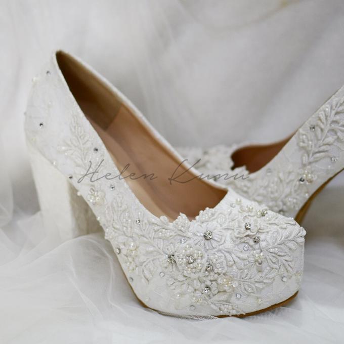 Brigitta wedding shoes by Helen Kunu by Kunu Looks - 004
