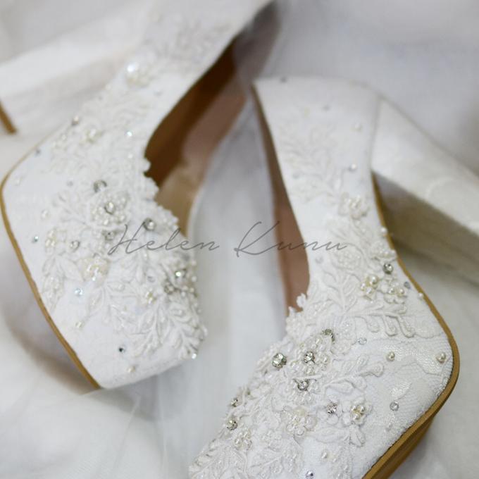 Brigitta wedding shoes by Helen Kunu by Kunu Looks - 001