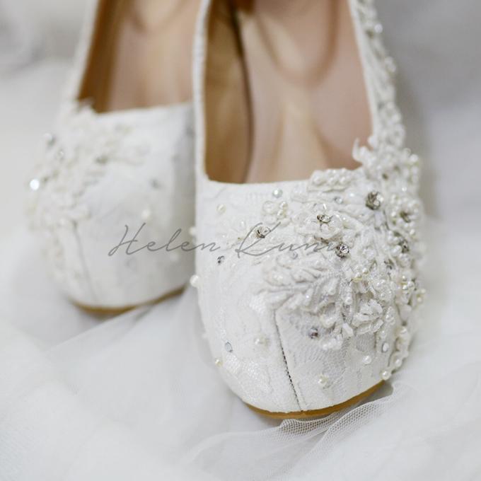 Brigitta wedding shoes by Helen Kunu by Kunu Looks - 003