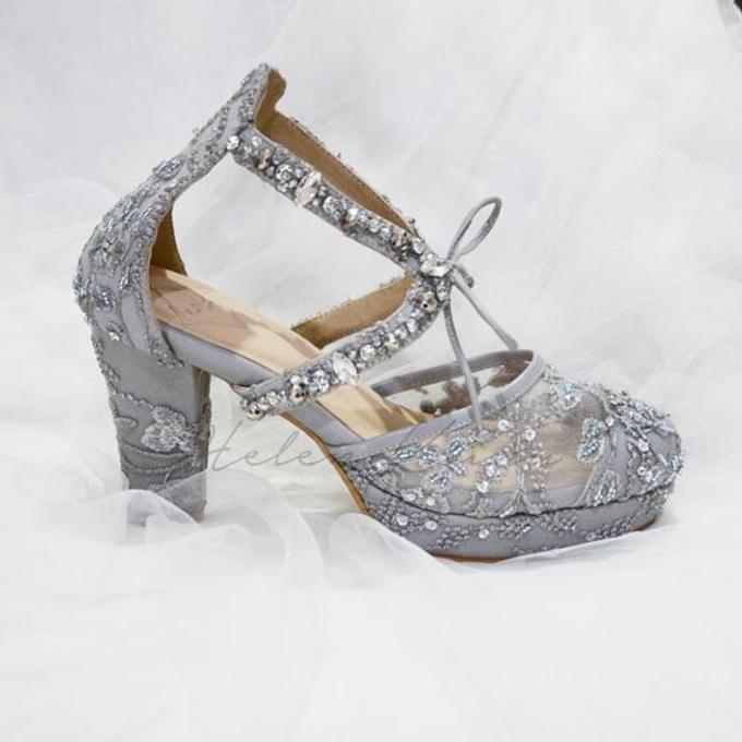 Pots heels wedding by Helen Kunu by Kunu Looks - 002