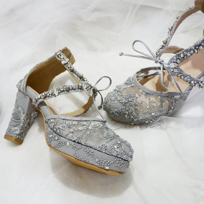 Pots heels wedding by Helen Kunu by Kunu Looks - 003