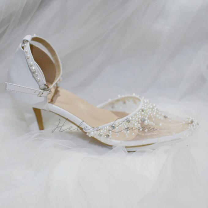 Windy wedding heels by Helen Kunu by Kunu Looks - 002
