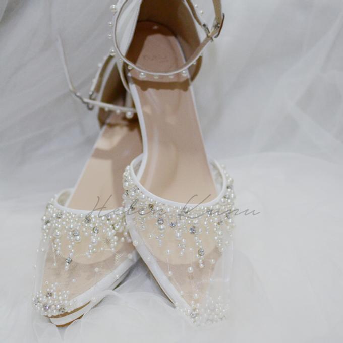 Windy wedding heels by Helen Kunu by Kunu Looks - 003