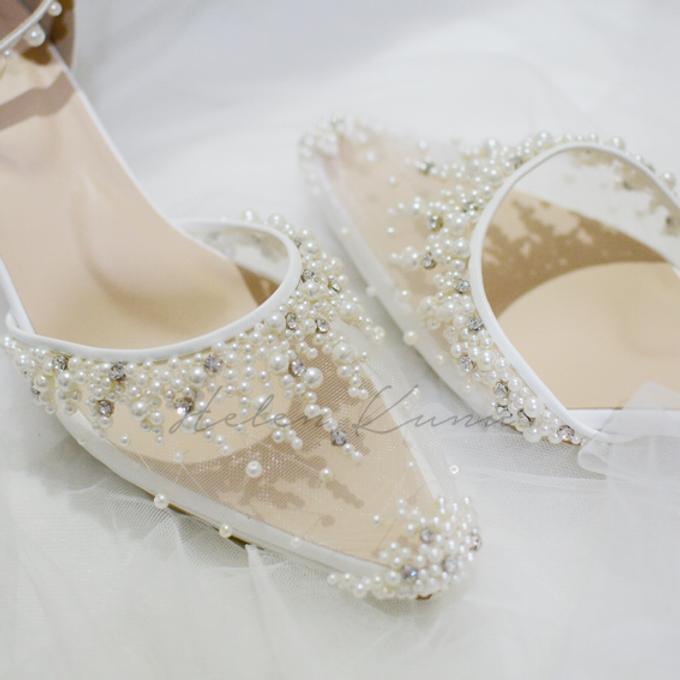Windy wedding heels by Helen Kunu by Kunu Looks - 006
