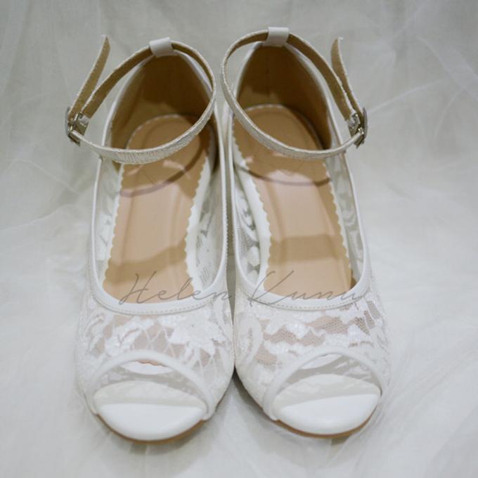 STARRY WHITE by Helen Kunu by Kunu Looks - 004