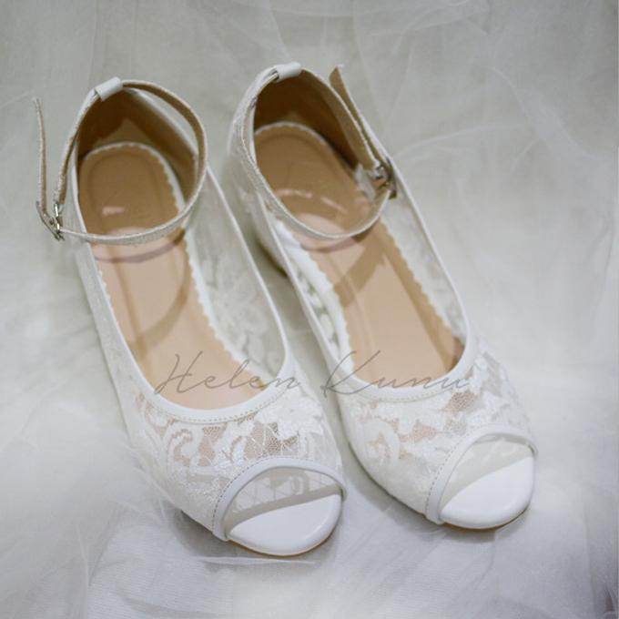 STARRY WHITE by Helen Kunu by Kunu Looks - 003