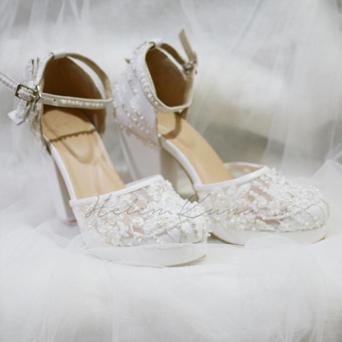 White christmas heels by Helen Kunu by Kunu Looks - 022