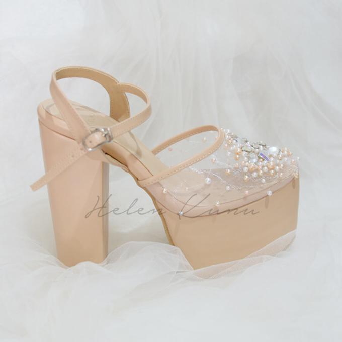 Linda wedding heels by Helen Kunu by Kunu Looks - 004