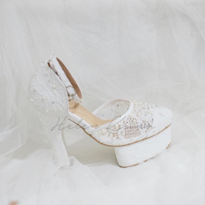 PRISKILA white Heels  by Helen Kunu by Kunu Looks - 004