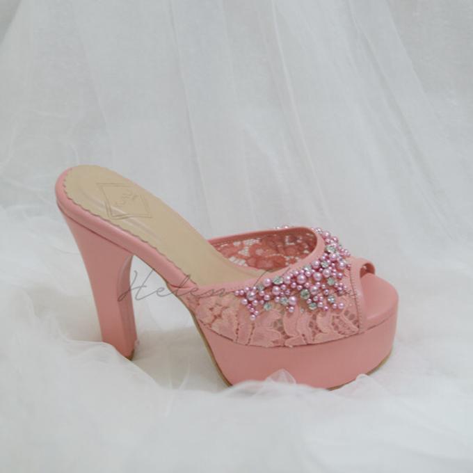 Color heels by Helen Kunu by Kunu Looks - 003