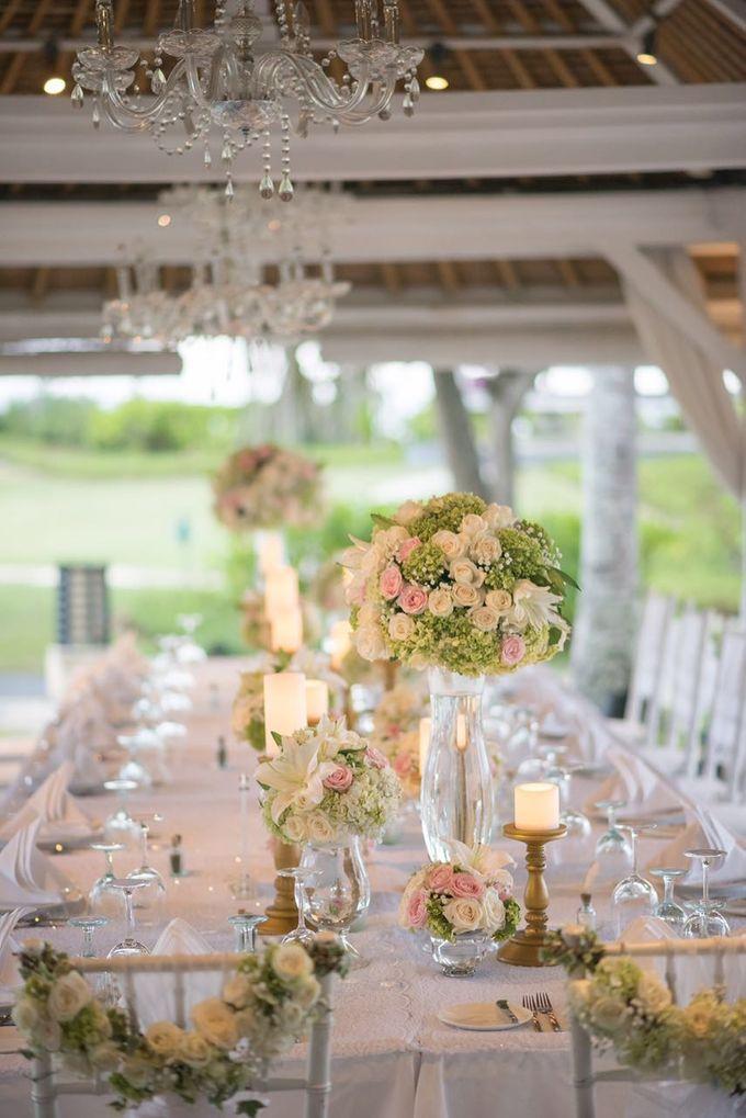 Romantic Dinner by d'Oasis Florist & Decoration - 004