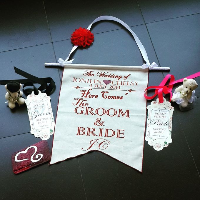 Wedding Flag by Sweetlovecollection - 017