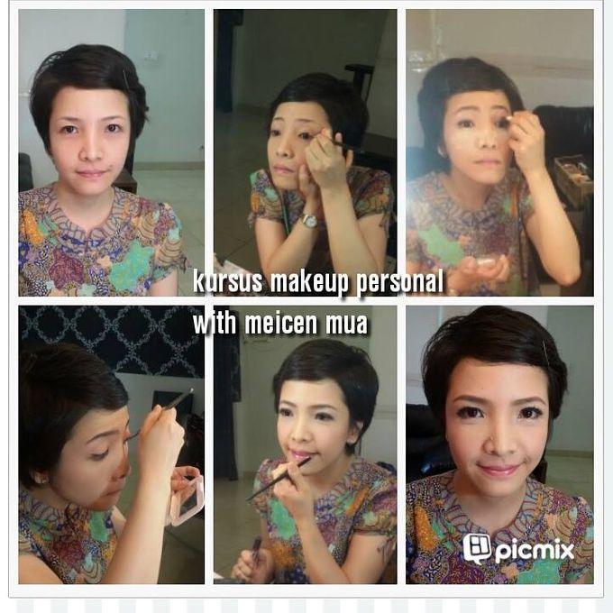 Kursus makeup by Xin-Ai Bride - 005