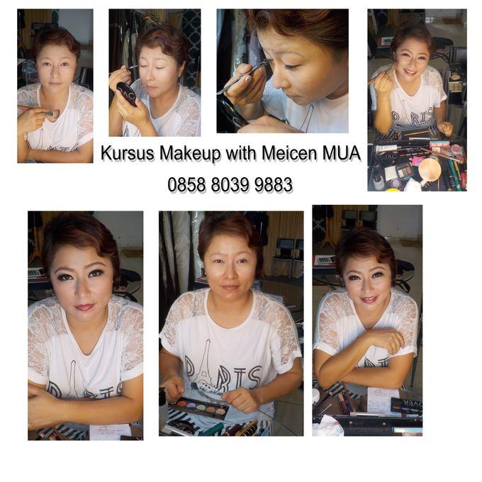 Kursus makeup by Xin-Ai Bride - 001
