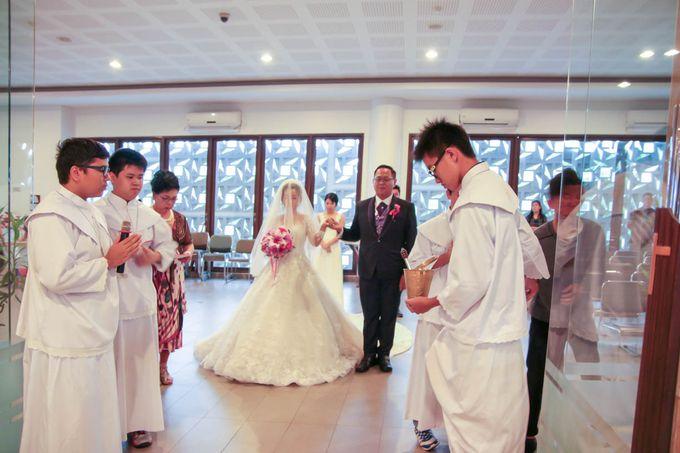 Wedding Michael & Felinda, 23 Oktober 2016 by Red Hat Organizer - 011