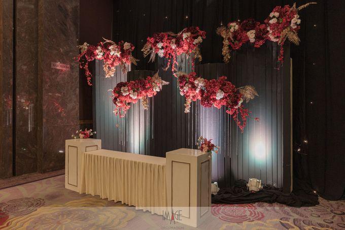 Skenoo Hall - Wedding Decoration of Aldi & Astri by IKK Wedding Venue - 003