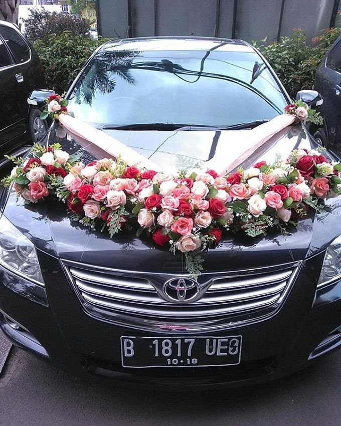 Wedding Car BK Rent Car by BKRENTCAR - 017