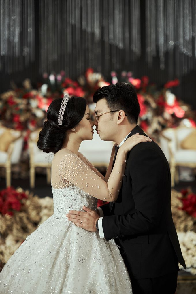 INTERNATIONAL WEDDING OF KEVIN & WIDYA by Dwi Tunggal Citra Catering - 002