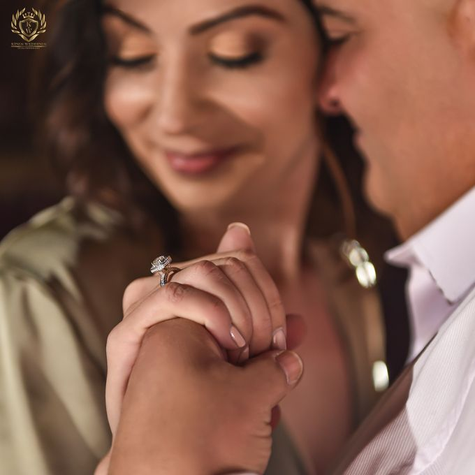 Pre wedding of Danny & Louise by Kings weddings film & photography - 002