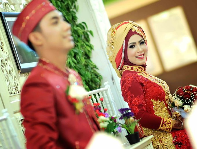 Wedding Of Nurma & Wisnu by GRAINIC Creative Studio - 008