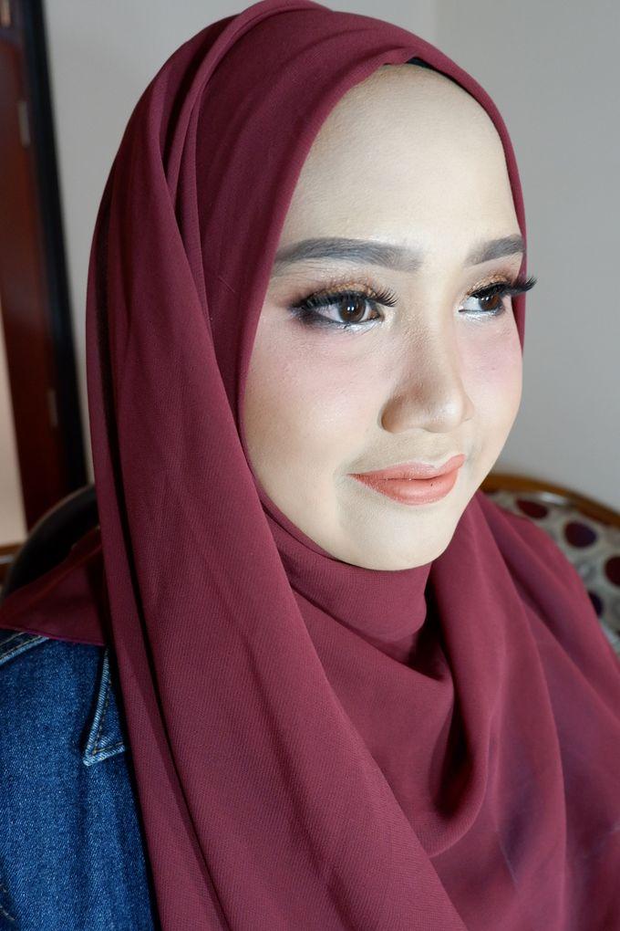Natural Makeup party by awmodis.makeup - 006