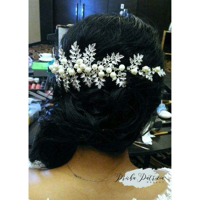 BRIDESMAID HAIRDO - THERESIA by Priska Patricia Makeup - 003