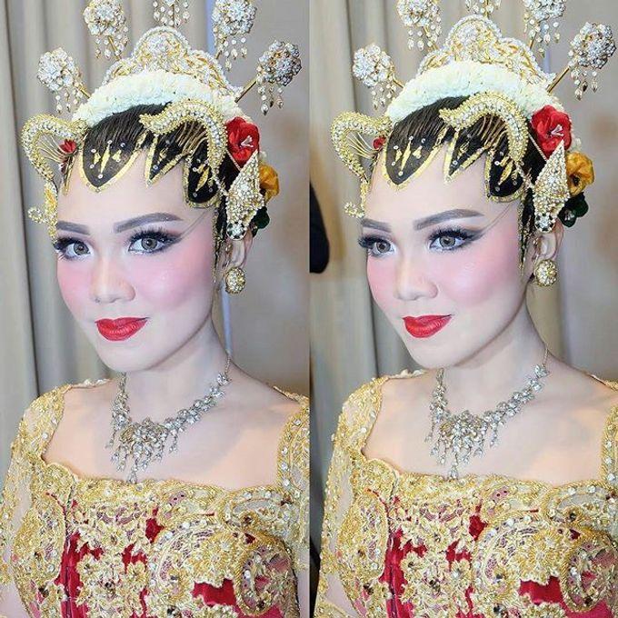 RESEPSI TIARA ARIEF by Chandira Wedding Organizer - 006