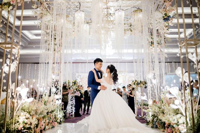 Irwan & Angel Wedding Day by KYRIA WEDDING - 003