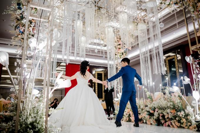 Irwan & Angel Wedding Day by KYRIA WEDDING - 002