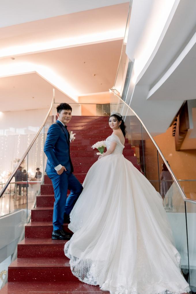 Irwan & Angel Wedding Day by KYRIA WEDDING - 006