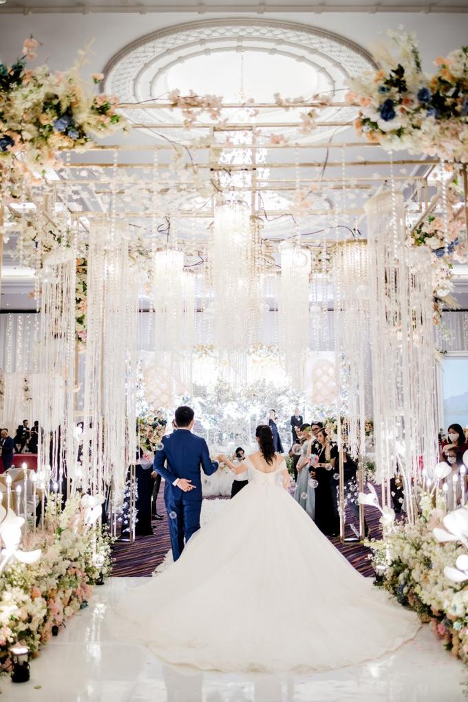Irwan & Angel Wedding Day by KYRIA WEDDING - 007