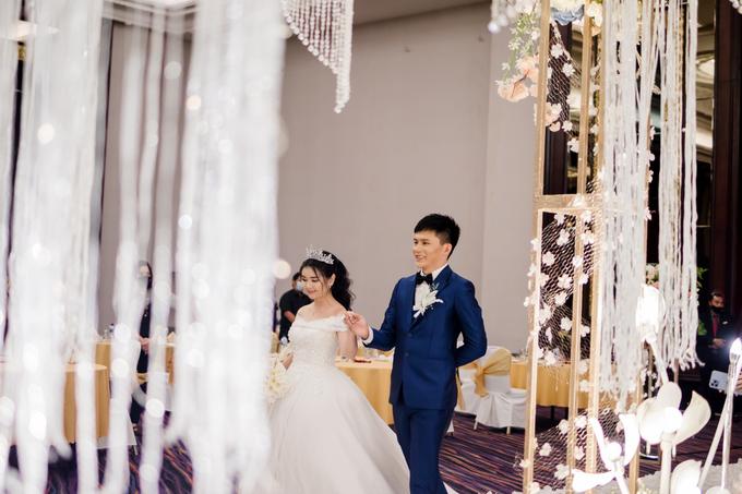 Irwan & Angel Wedding Day by KYRIA WEDDING - 012