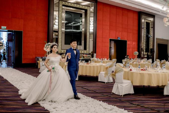 Irwan & Angel Wedding Day by KYRIA WEDDING - 014