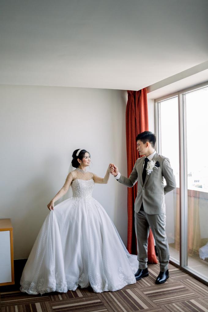 Irwan & Angel Wedding Day by KYRIA WEDDING - 019