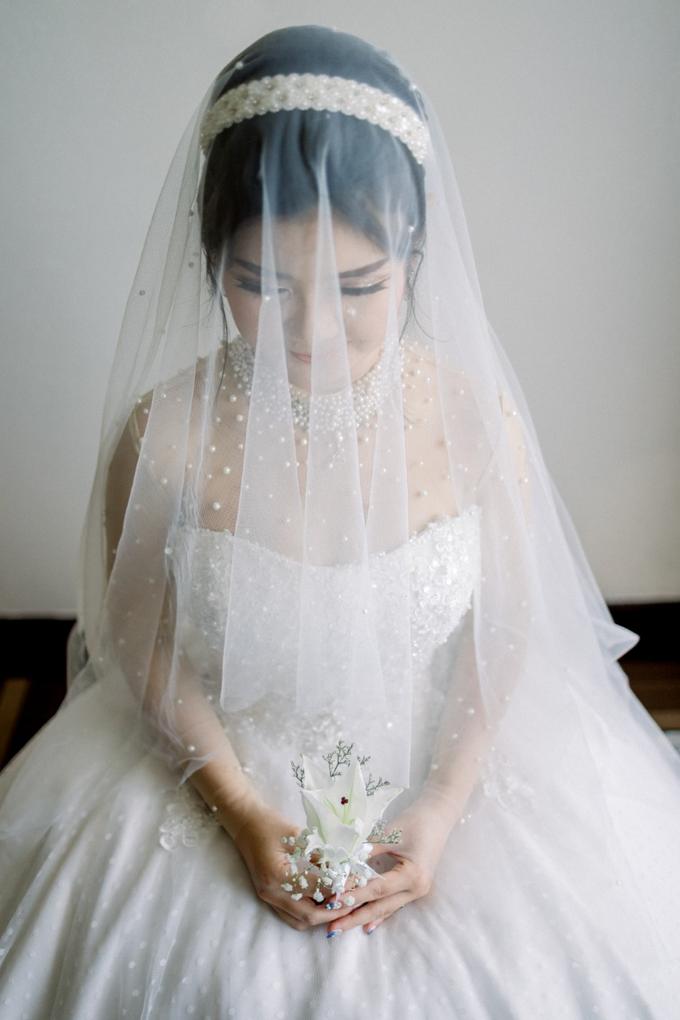 Irwan & Angel Wedding Day by KYRIA WEDDING - 022