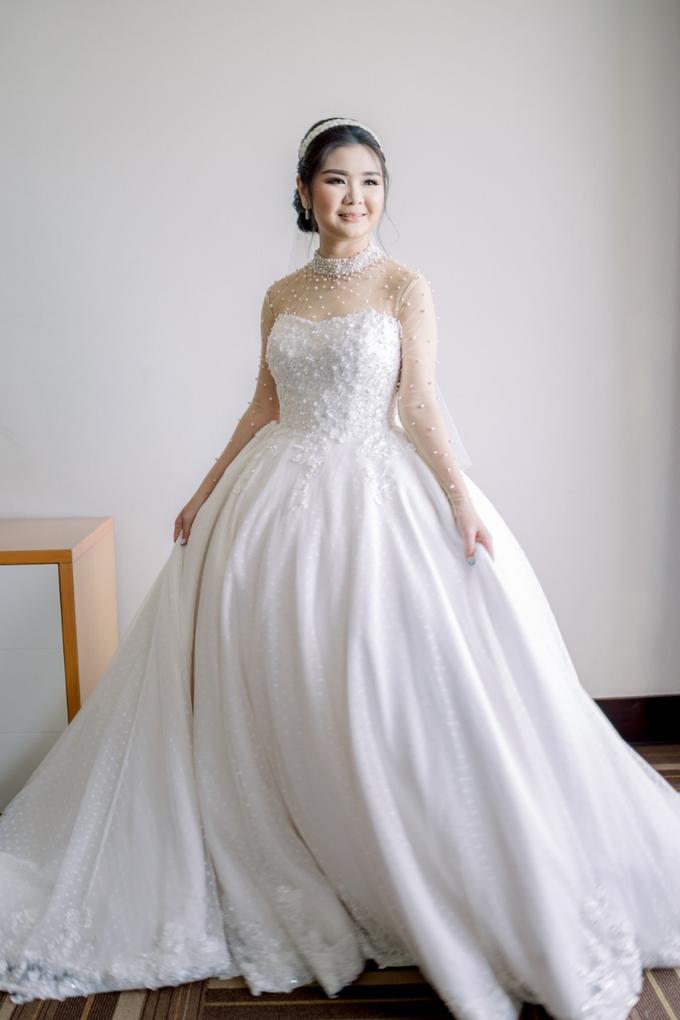 Irwan & Angel Wedding Day by KYRIA WEDDING - 024