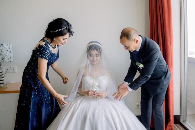 Irwan & Angel Wedding Day by KYRIA WEDDING - 026