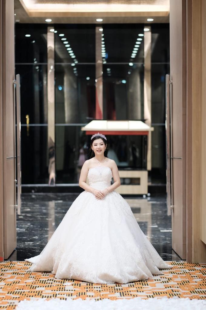 Handi & Gina Wedding Day by KYRIA WEDDING - 003