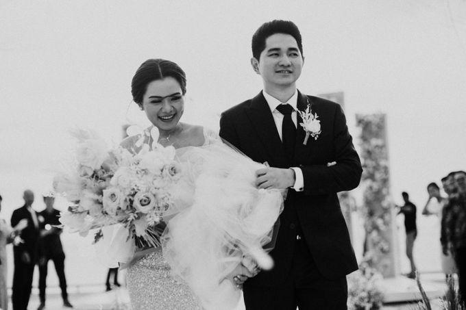 The Wedding of Aldo & Chalsy by Keyva Photography - 010